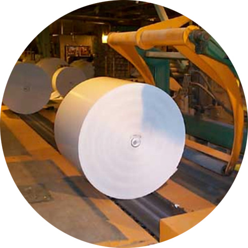 Wood and paper industry