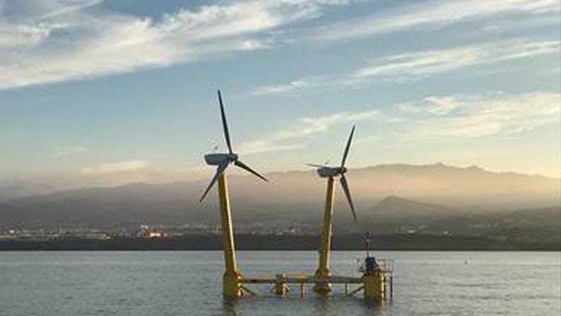 Hay que aprovechar la energía marina