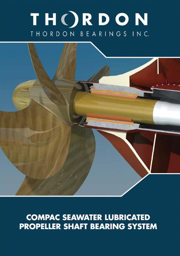 Catálogo en inglés sobre cojinetes COMPAC