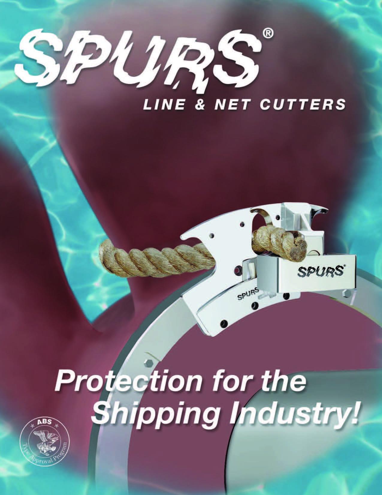 Catálogo sobre cortadoras para hélice en inglés
