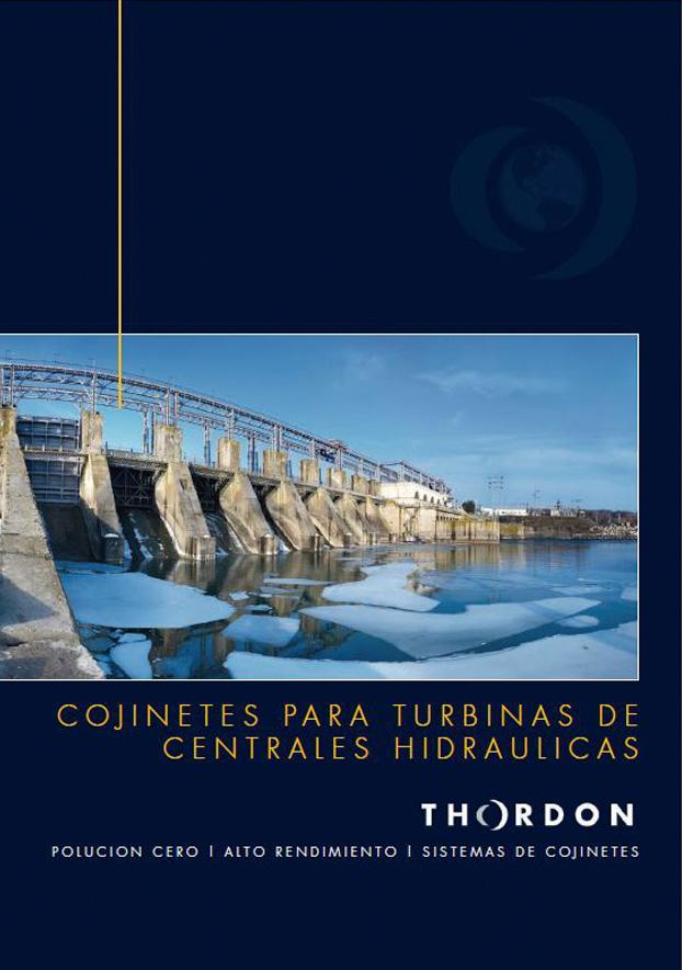 Cojinetes para centrales hidráulicas en español