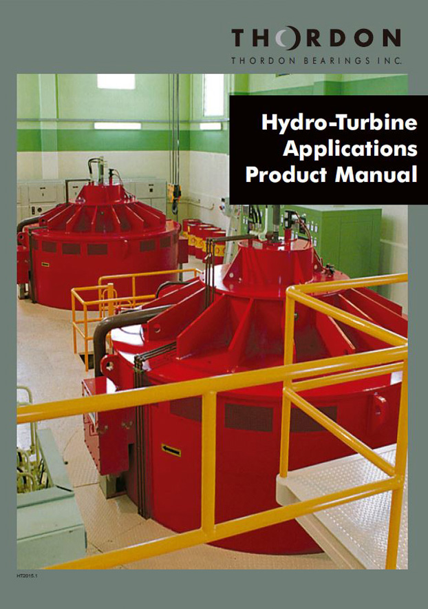 Turbine applications catalogue