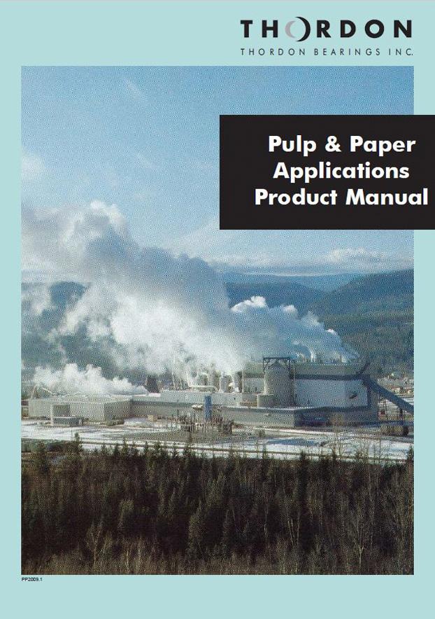 Manual para la industria maderera y papelera en inglés