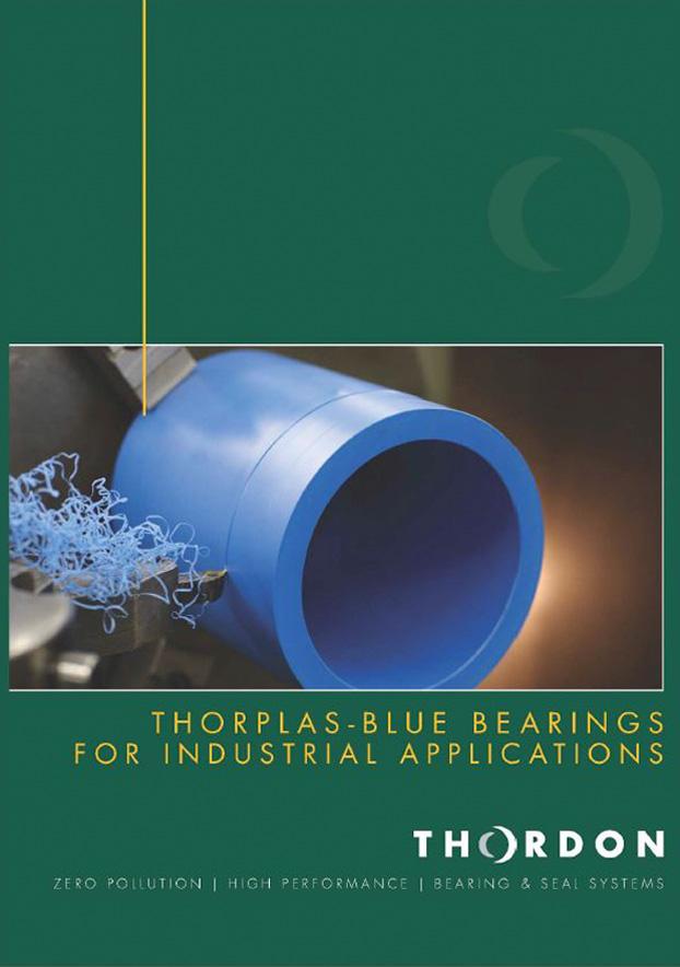 Catálogo sobre los cojinetes para aplicaciones industriales en inglés