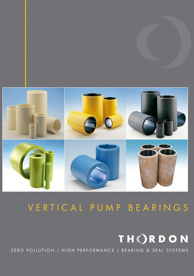 Catálogo de bombas verticales en inglés