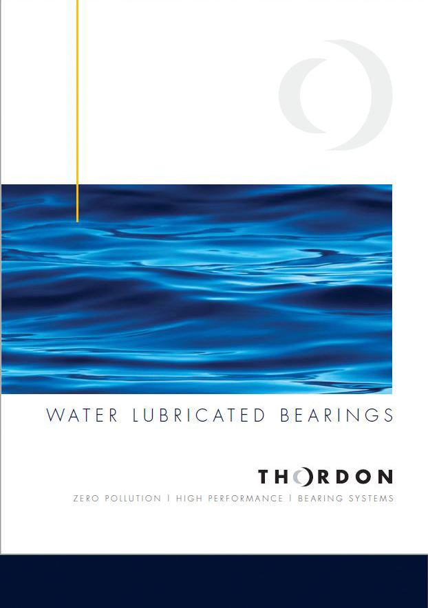Water Lubricated Bearings for Renewable Energy Brochure