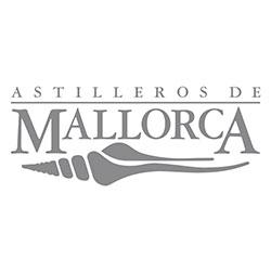 Logo astilleros de Mallorca