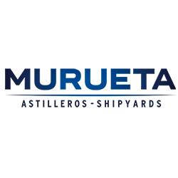 Logo de Murueta