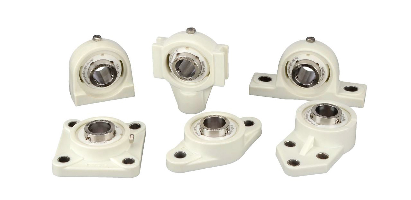 PacFlange conveyour units