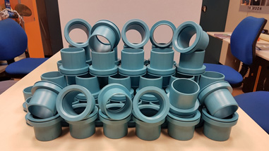 Casquillos HydroPlas para Celis